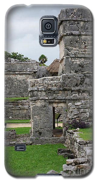 Tulum Ruins 19 Galaxy S5 Case