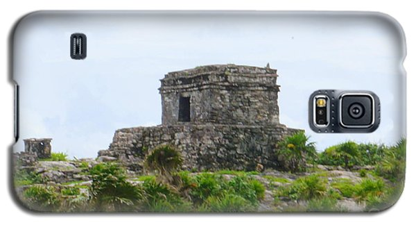 Tulum Ruins 2 Galaxy S5 Case