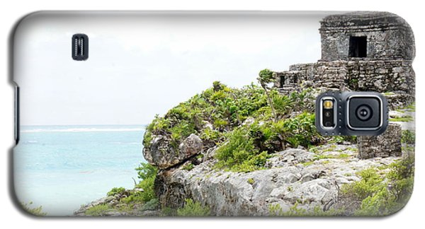 Tulum Ruins 6 Galaxy S5 Case