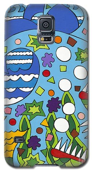 Tumbled Galaxy S5 Case