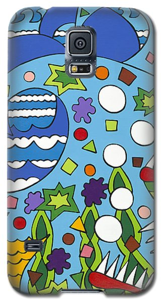 Tumbled Galaxy S5 Case