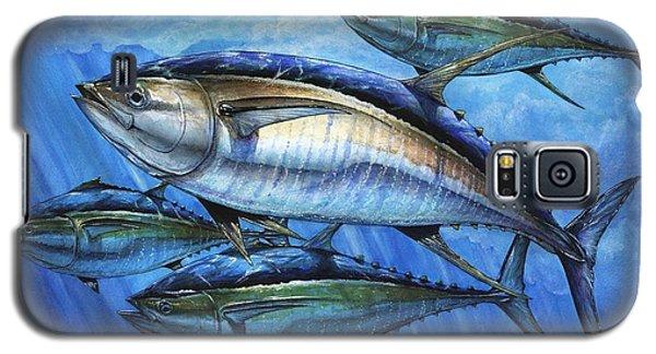 Tuna In Advanced Galaxy S5 Case