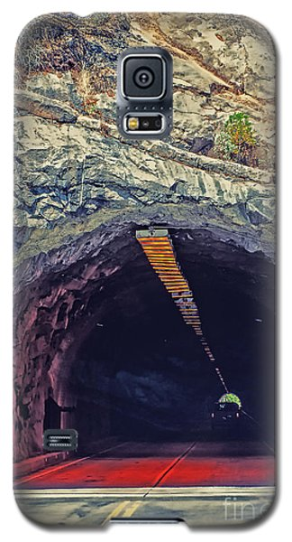 Tunnel At Yosemite Galaxy S5 Case