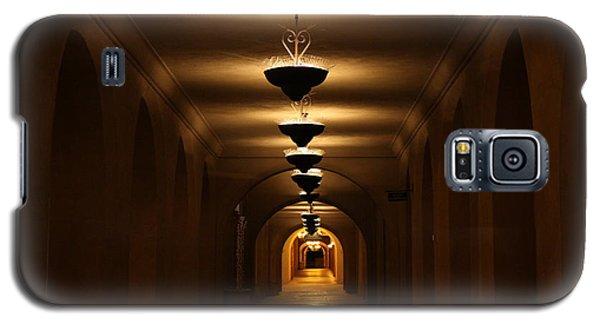 Tunnel Of Light Galaxy S5 Case