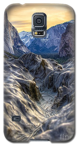 Tunnel View Galaxy S5 Case