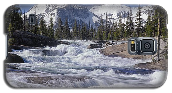 6m6539-tuolumne River  Galaxy S5 Case