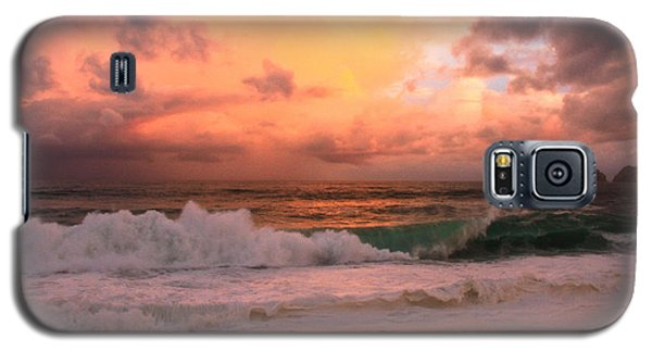 Galaxy S5 Case featuring the photograph Turbulence  by Eti Reid