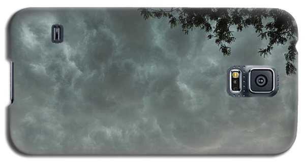 Turbulence Galaxy S5 Case by Teresa Schomig