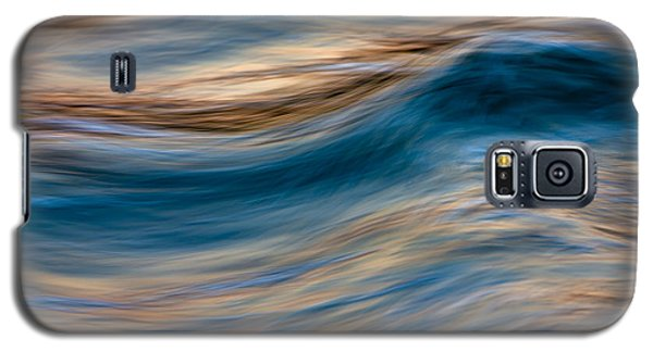 Galaxy S5 Case featuring the photograph Turbulence Water And Color  73a9760 by David Orias