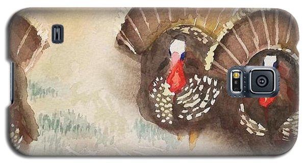 Turkeys Galaxy S5 Case by Yoshiko Mishina