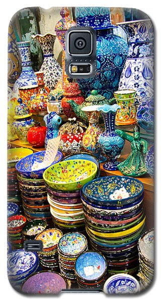 Turkish Ceramic Pottery 1 Galaxy S5 Case