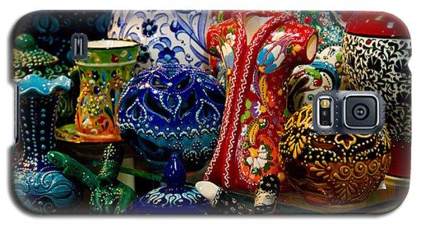 Turkish Ceramic Pottery 2 Galaxy S5 Case