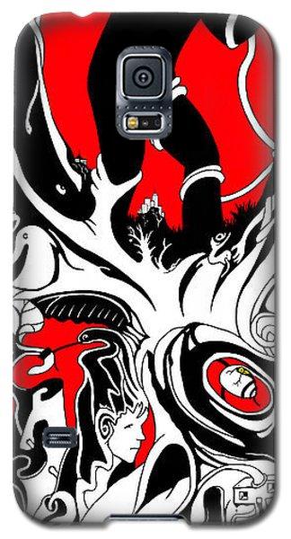 Turmoil Restraint Galaxy S5 Case