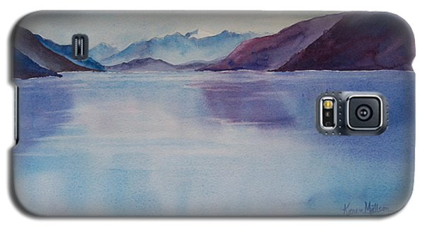 Turnagain Arm In Alaska Galaxy S5 Case