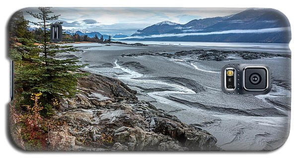 Turnagain Tide Flats Galaxy S5 Case