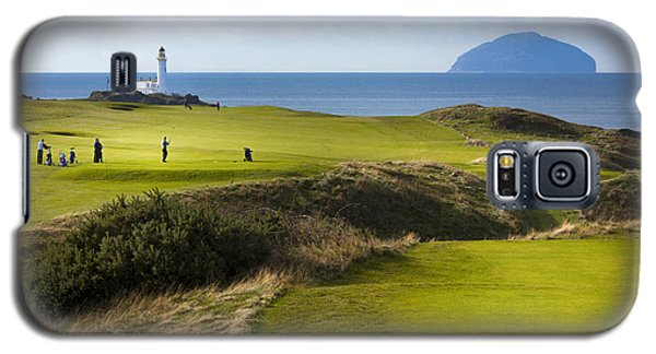 Turnberry Golf Course Prints Galaxy S5 Case