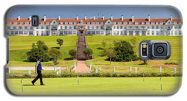 Turnberry Hotel Galaxy S5 Case