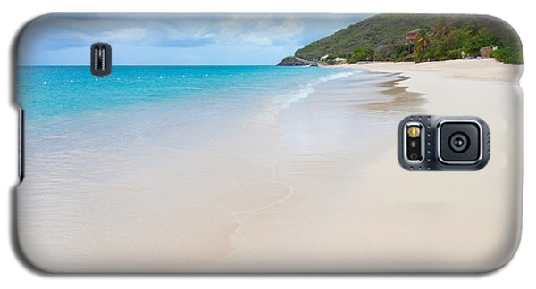 Turner Beach Antigua Galaxy S5 Case