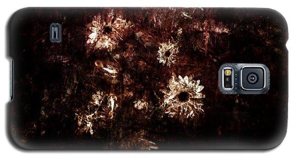 Turner's Flowers Galaxy S5 Case by Kim Gauge