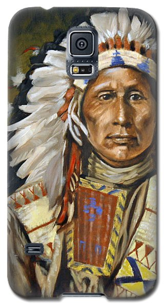 Turning Hawk  Galaxy S5 Case