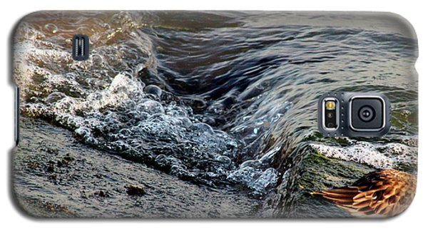 Turnstone By The Water Galaxy S5 Case