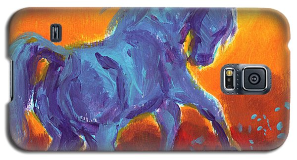 Turquois Stallion Galaxy S5 Case