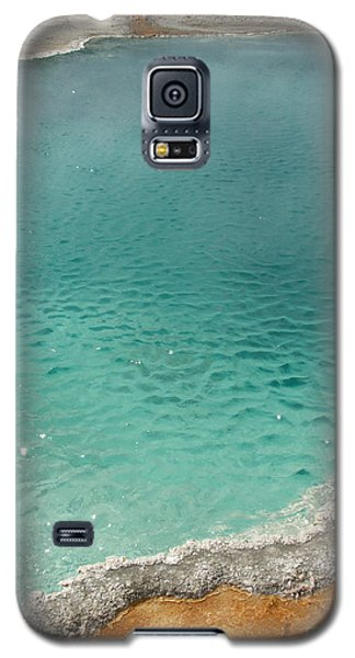Turquoise Jewels Galaxy S5 Case