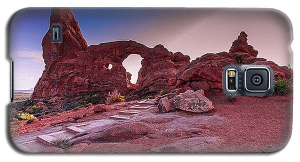 Turret Arch Galaxy S5 Case
