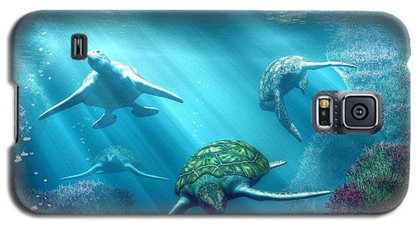 Turtle Alley Galaxy S5 Case
