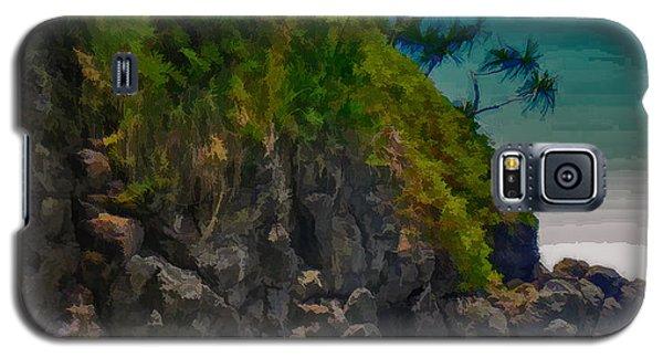 Turtle Cave Galaxy S5 Case