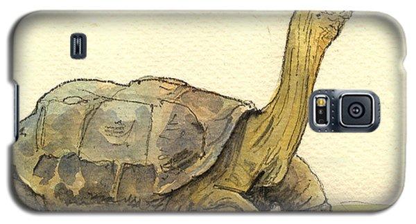 Turtle Galapagos Galaxy S5 Case