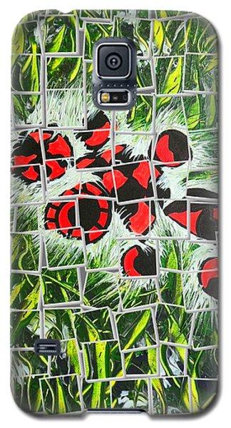 Turtle Green By Nico Bielow Galaxy S5 Case