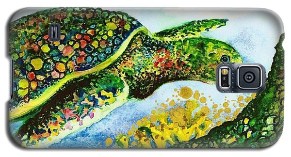 Turtle Love Galaxy S5 Case