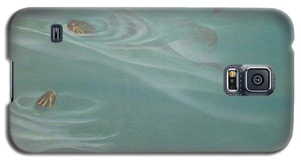 Turtle Pond II Galaxy S5 Case