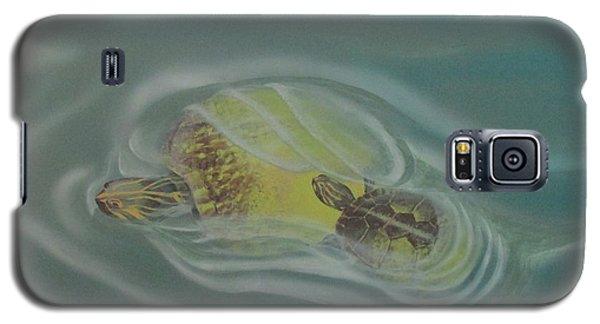 Turtle Pond Iv Galaxy S5 Case