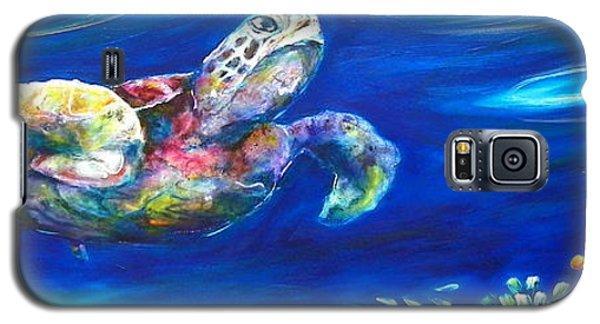 Turtle Reef Galaxy S5 Case