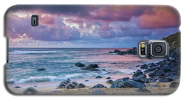 Galaxy S5 Case featuring the photograph Turtle Town by Hawaii  Fine Art Photography