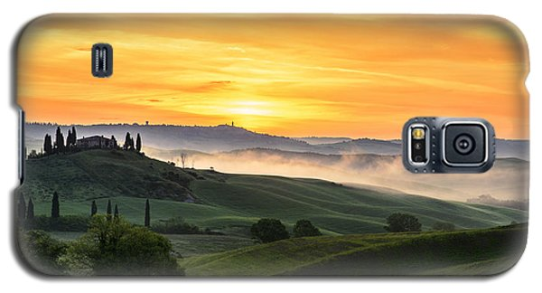 Tuscan Countryside Galaxy S5 Case