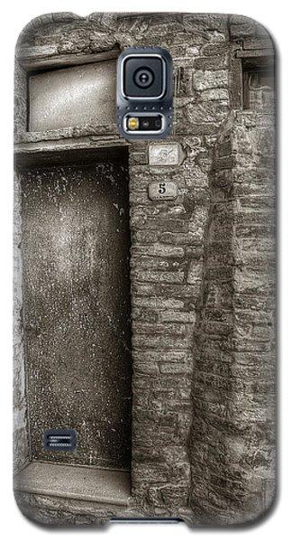 Tuscan Doorway Galaxy S5 Case