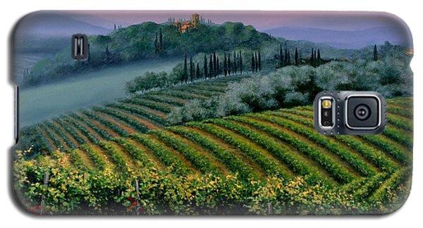 Tuscan Dusk Galaxy S5 Case