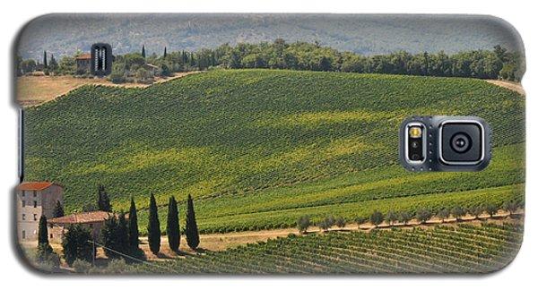 Tuscan Hillside Galaxy S5 Case