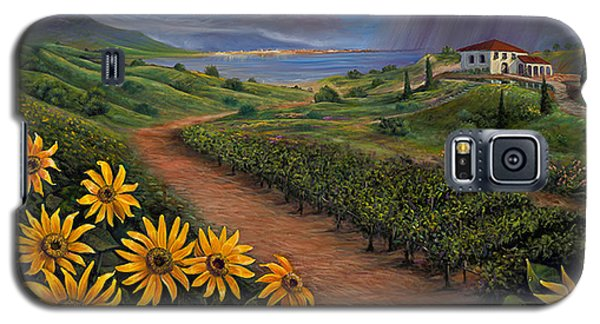Tuscan Landscape Galaxy S5 Case