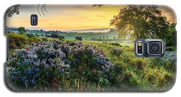 Tuscan Landscape Galaxy S5 Case