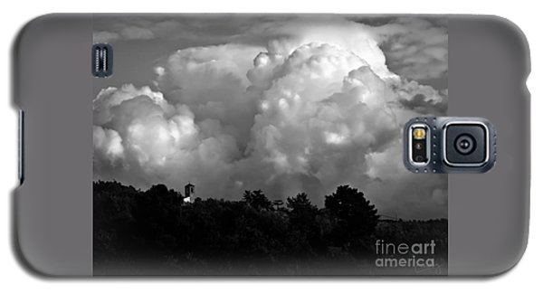 Tuscan Storm Rising From The Valley Galaxy S5 Case
