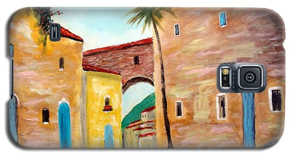Tuscan Street Galaxy S5 Case