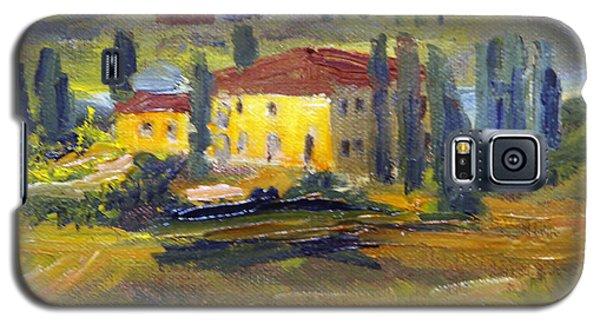 Tuscan Sunlight Galaxy S5 Case