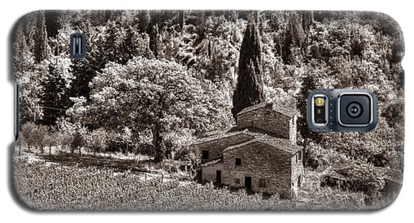 Tuscan Vinyard Galaxy S5 Case