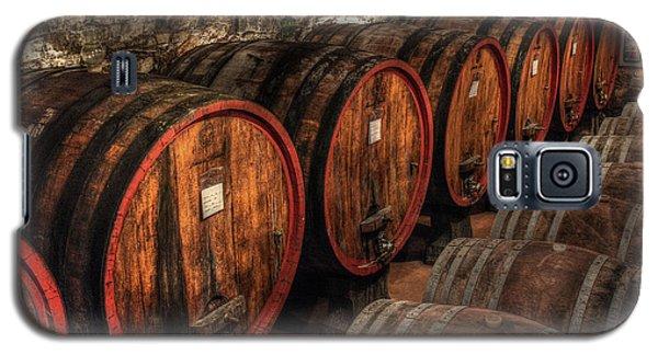Tuscan Wine Cellar Galaxy S5 Case