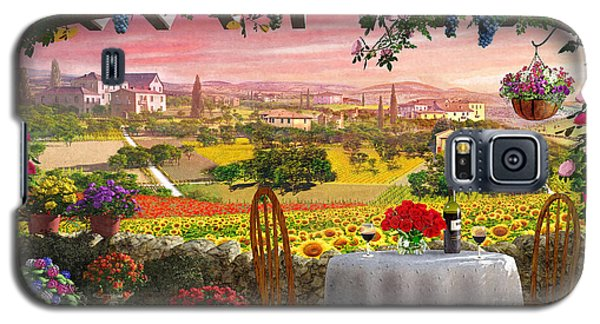 Tuscany Hills Galaxy S5 Case by Dominic Davison