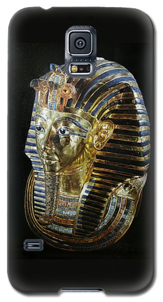 Tutankamon's Golden Mask Galaxy S5 Case